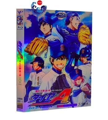 ダイヤのA 第1期 全75話+OAD 全巻 DVD-BOX