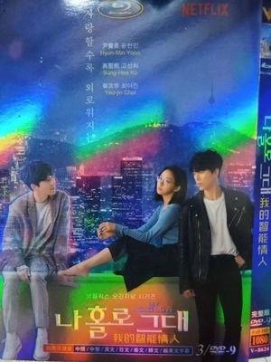 韓国ドラマ 愛しのホロ DVD-BOX