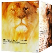 BBC ワイルド・ライフ エクスクルーシブ DVD-BOX