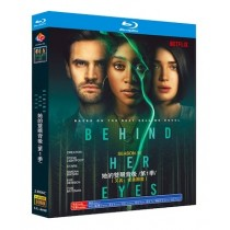 Behind Her Eyes 瞳の奥に Blu-ray BOX