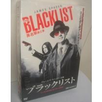 ブラックリスト シーズン3 DVD コンプリートBOX(豪華版5枚組)