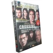 クロッシング・ライン シーズン1 DVD-BOX