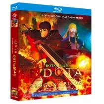 DOTA: Dragon's Blood (DOTA: ドラゴンズブラッド) DOTA: ドラゴンの血 Blu-ray BOX