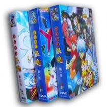 銀魂 第1+2期 第1-265話+劇場版 DVD-BOX 豪華版 全巻