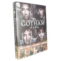 GOTHAM / ゴッサム <ファースト・シーズン> コンプリート・ボックス DVD-BOX