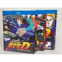 頭文字D [イニシャルD] 1+2+3+4+5+6 Stage [豪華版] Blu-ray BOX 全巻