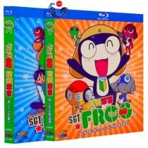 ケロロ軍曹 シーズン1+2+3+4+5 全256話+SP+劇場版 Blu-ray BOX 全巻