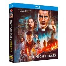 アメリカドラマ Midnight Mass (ミッドナイトマス) 真夜中のミサ Blu-ray BOX