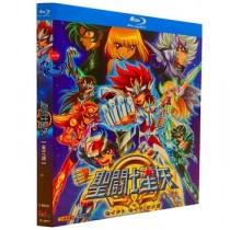 聖闘士星矢Ω(オメガ) 全97話 Blu-ray BOX 全巻