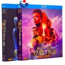 Star Trek Discovery スター・トレック:ディスカバリー シーズン1+2+3 BD-BOX [Blu-ray] 全巻