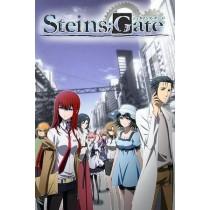 STEINS;GATE / シュタインズ・ゲート 全24話+SP+劇場版 Blu-ray BOX 全巻