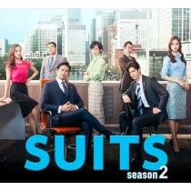 SUITS/スーツ2 (Season2) (織田裕二出演) DVD-BOX