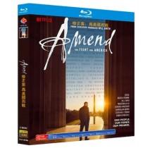 Amend: The Fight For America アメンドアメリカのための戦い Blu-ray BOX