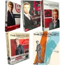 THE MENTALIST/メンタリスト  コンプリート・ボックス 初回限定生産 DVD-BOX 全巻