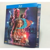 WandaVision ワンダヴィジョン Blu-ray BOX