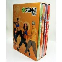 Zumba(ズンバ)DVD-BOX